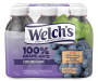 Welch's® 100% Concord Grape Juice 6-10 fl. oz. Plastic Bottles