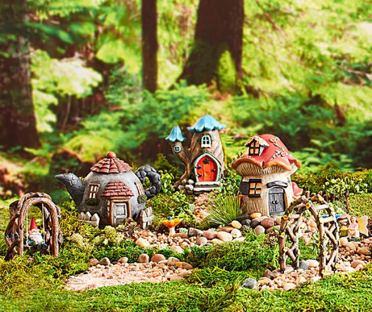 whimsical fun fairy garden collection big lots