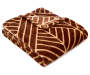 Wild Chevron King 12 Piece Comforter Set  silo  angled