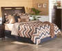 Wild Chevron King 12 Piece Comforter Set lifestyle bedroom