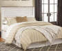 Willowton White Panel Full Queen Headboard lifestyle
