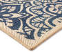 "Wilson & Fisher Costa Augusta Indoor/Outdoor Rug, (6'7"" x 8'10"")"