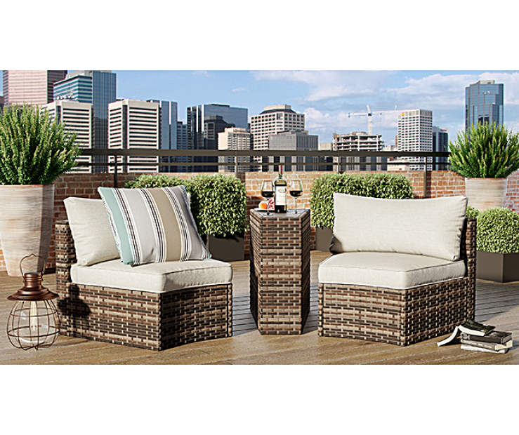 Wilson Fisher Manhattan Small Space Patio Chairs Big Lots