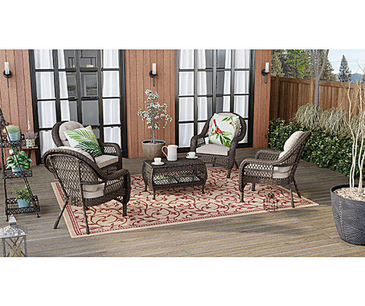 Wilson & Fisher Westwood Medium Space Patio Seating Chairs