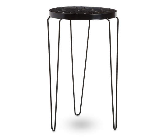 Wilson Fisher 21 Black Iron Plant Stand Big Lots