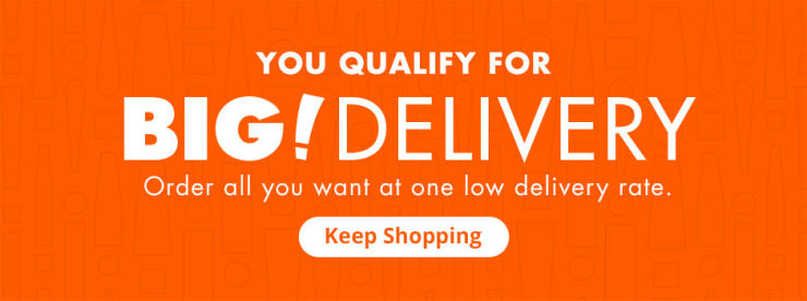 You Qualify for Big Delivery