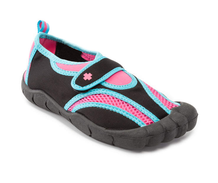 032956d404cb Keep those little piggies pretty and protected with these functional and  fashionable activity shoes. Perfect for sunny days at the pool