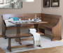 avidson Pecan Breakfast Dining Nook lifestyle