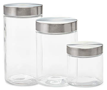 Food Storage Containers: Glass, Ceramic, & More   Big Lots