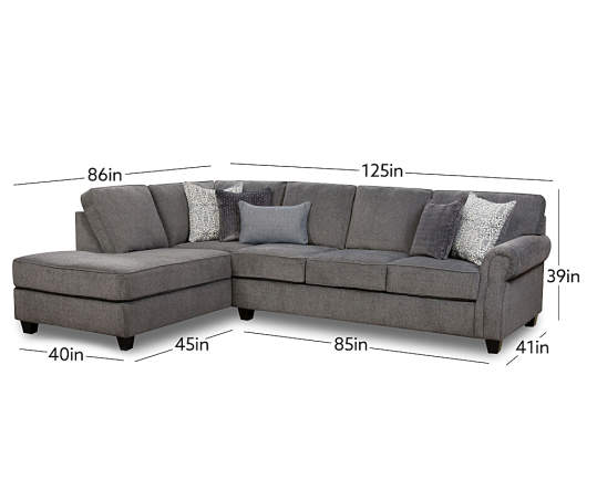 Broyhill Tripoli Living Room Sectional