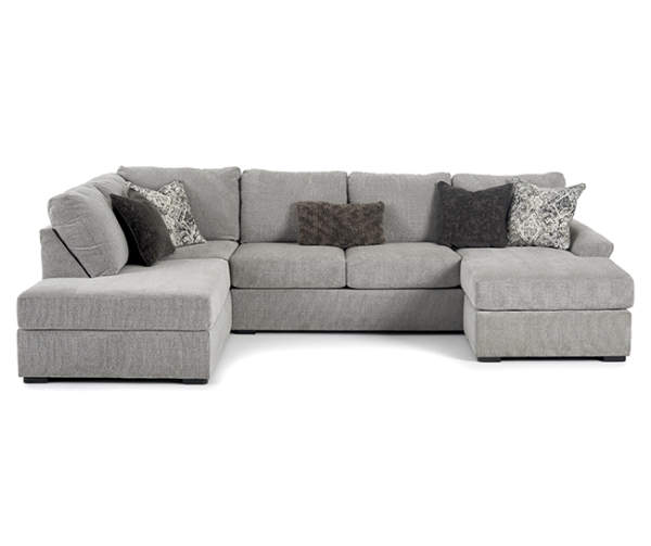 BROYHILL Parkdale Sectional, Only $1,199.99